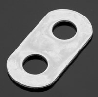 V-Twin Manufacturing Dash Plate Ignition Switch Spacer