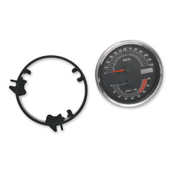 V-Twin Manufacturing Combination Speedometer and Tachometer Kit