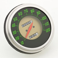 V-Twin Manufacturing 2:1 Speedometer