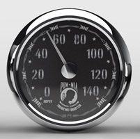 Medallion Instrumentation Systems POW Premium Gauges for Touring Models
