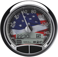 Medallion Premium 5″ Console USA Gauge