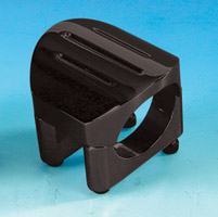 Dakota Digital Black Bar Mount Bracket
