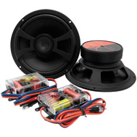 Hawg Wired ZX Series Speakers