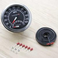 J&P Cycles® Speedometer with Tach