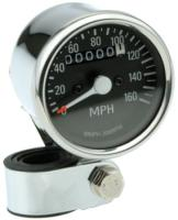 J&P Cycles® Mini Speedometer