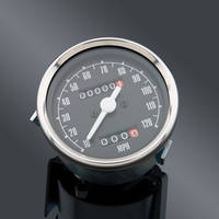 J&P Cycles® Replacement Speedometer