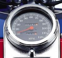 J&P Cycles® Speedometer Trim Ring