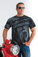 Easyriders POW-MIA Short-Sleeve T-shirt