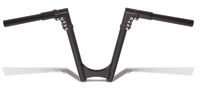 Arlen Ness 8″ Modular Black Drag Bars