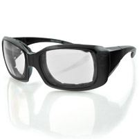 Bobster Ava Convertible, Black frame/Anti-fog Photochromic Lens