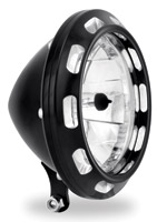 Performance Machine 5-3/4″ Apex Contrast Cut Headlight Assembly
