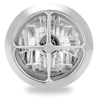 Performance Machine 5-3/4″ Cross Bar Chrome Headlight Assembly