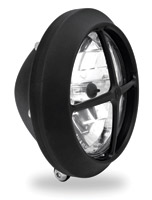 Performance Machine 5-3/4″ Cross Bar Black Ops Headlight Assembly