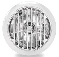 Performance Machine 5-3/4″ Grill Chrome Headlight Assembly