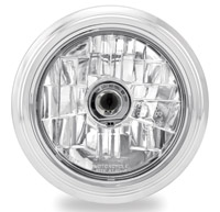 Performance Machine 5-3/4″ Merc Chrome Headlight Assembly