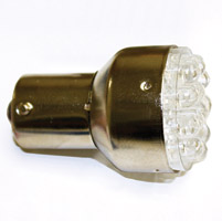 Street FX Utilitarian Amber LED Replacement 1157 Bulb