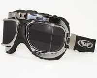 Global Vision Eyewear Classic 2 AF Goggles with Smoke Lens