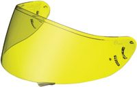 Shoei CW-1 Hi-Def Yellow Shield