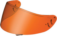Shoei CW-1 Hi-Def Orange Shield