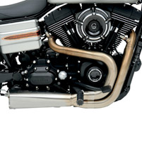 Vance & Hines Competition Series 2 into 1 Stainless Steel