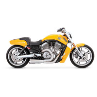 Vance & Hines Competition Series 2 into 1 Exhaust Stainless Steel