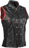Speed and Strength Moto Lisa Leather Vest