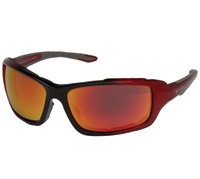 Chap'el Padded Red Frame with Red RV Lens