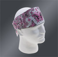 Chop Top Butterfly Girl Pink Doo Wrap