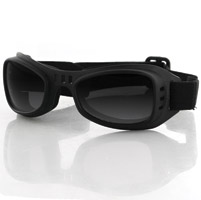 Bobster Road Runner Goggles with Smoked Lens