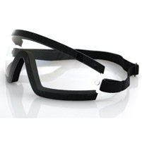 Bobster Wrap Around Goggle Clear Lens