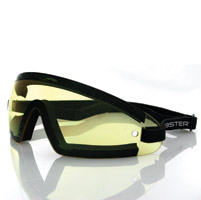 Bobster Wrap Around Goggle Yellow Lens