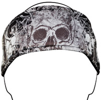 ZAN headgear DaVinci Skull Headband