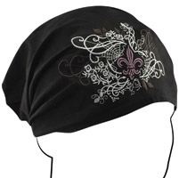 ZAN headgear Highway Honey Fleur de Lis Headwrap