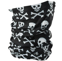 ZAN headgear Crossbones Motley Tube