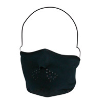 ZAN headgear Microfleece Half Face Mask