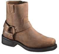 Bates Riding Collection Men′s Big Bend Brown Riding Boots