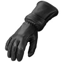 Raider Zip Off Gauntlet Gloves