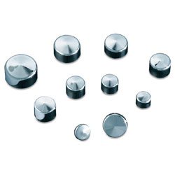 Kuryakyn Chrome Kool Kaps for 7/16″ Hex Bolts