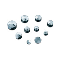 Kuryakyn Chrome Kool Kaps for 1/4″ Torx Bolts