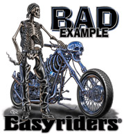 Easyriders Bad Example Short-Sleeve T-shirt