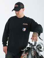 Easyriders Liberty or Death Long-Sleeve T-shirt