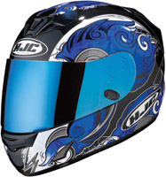 HJC RST Blue Replacement Shield