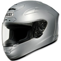 Shoei X-Twelve Light Silver Full Face Helmet