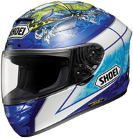 Shoei X-Twelve Bautista TC2 Full Face Helmet