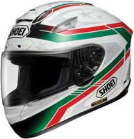 Shoei X-Twelve Laseca TC4 Full Face Helmet