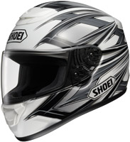 Shoei Qwest Diverge TC-6 White and Gray Full Face Helmet