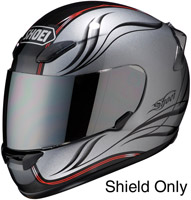 Shoei CW-1 Chrome Spectra Shield