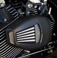 JIMS Black ForceFlow Cylinder Head Fan Kit