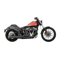 Vance & Hines 2-Into-1 Black Pro Pipe