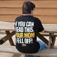 J&P Cycles® If You Can Read T-shirt